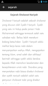 Shalawat ini juga diyakini para ahli sebagai kunci gudang yang. Sholawat Nariyah For Android Apk Download