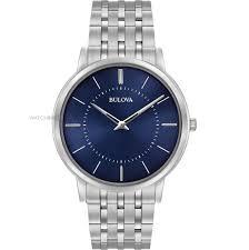 "men s bulova ultra slim watch 96a188 watch shop comâ""¢ mens bulova ultra slim watch 96a188"