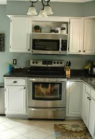 Kitchen Microwave 17 Best Ideas About Above Range Microwave On Pinterest Oven Hood