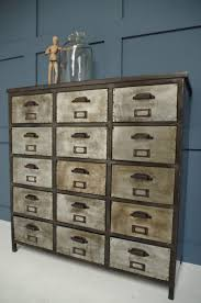 home office storage systems. vincent u0026 barn iron unit industrial drawers storage solutions vintage furniture home office systems