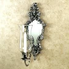 silver sconces silver crystal wall sconces antique silver wall sconces