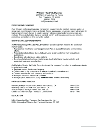 example resume job