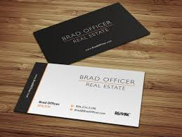 Professional Real Estate Agent Business Cards | Business Card ...