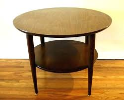 glass accent table half round remarkable with small circle pedestal
