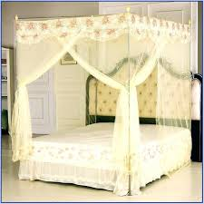 How To Make Canopy Bed Curtains How To Make Canopy Bed Curtains For ...