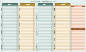 hourly checklist template free daily schedule templates for excel smartsheet