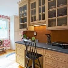 kitchen office desk. Simple Kitchen Kitchen Office With BuiltIn Desk Intended N