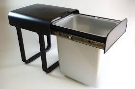 Einbau Mülleimer Küche Frisch Abfallsammler Vollauszug Einbau 16 Liter Mülleimer  Küche