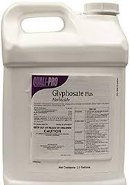 41 Glyphosate Herbicide Mixing Chart Amazon Com Quali Pro Glyphosate Plus 2 5 Gallon Jug