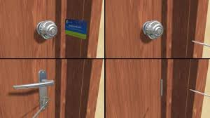 How To Unlock A Locked Door How To Unlock A Door 11 Steps With Pictures Wikihow