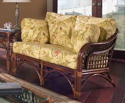 Living Room Loveseats Classic Rattan Caliente Loveseat Loveseats Living Room