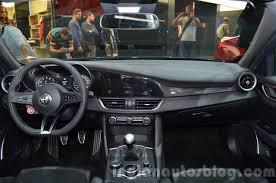 alfa romeo giulia 2016 engine. Alfa Romeo Giulia Dashboard At The IAA 2015 Intended 2016 Engine
