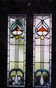 edwardian stained glass ed106