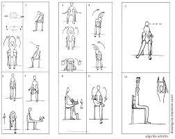 Printable Exercise Chart For Seniors Www Bedowntowndaytona Com