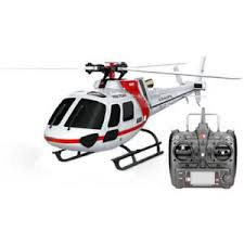 <b>Original</b>-<b>XK K123 6CH</b> Brushless AS350 Scale RC Helicopter RTF ...
