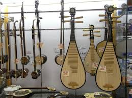 The t terbang musical instrument from south sumatra, is a kind of rebana musical instrument which consists of 4 types, namely hadrah and 1 jidur or small drum. String Instrument Wikipedia