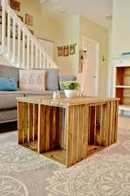 fabartdiy wood wine crate ideas and projects pallet wine crate coffee table