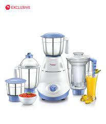 Prestige Kitchen Appliances Prestige Iris 750 W 4 Jar Mixer Grinder Price In India Buy