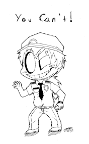 Fnaf Chibi Purple Guy 3 Five Nights At Freddy S Know Your Meme