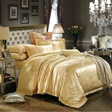 green blue gold satin bedding set home textile 4pcs jacquard silk duvet duck egg blue and gold duvet covers blue and gold duvet covers navy blue and gold