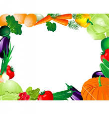 Vegetable Border Design Vegetable Clip Art Border Free Clip Art Vegetables
