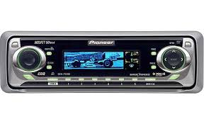 pioneer deh p6400 cd receiver cd changer controls at crutchfield pioneer deh p6400 front