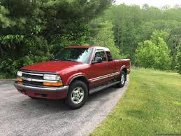Chevrolet S-10 Pickup In Michigan For Sale ▷ Used Cars On ...
