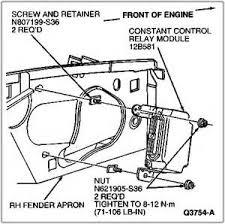 similiar 1998 ford contour fuel pump relay location keywords 1996 ford contour engine diagram in addition 2000 ford contour engine