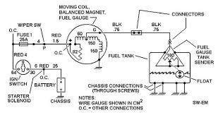 automotive fuel gauge wiring diagram wiring diagram 67 chevelle gas gauge wiring diagram jodebal