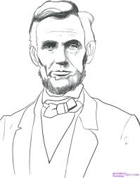 Small Picture Abraham Lincoln Coloring Pages Free For lyssme