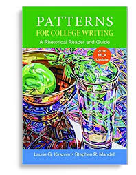 Patterns For College Writing Gorgeous Patterns For College Writing With 48 MLA Update 48th Edition PDF