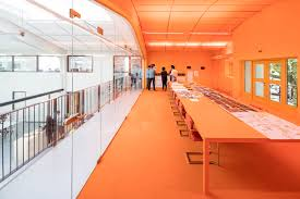 office orange. Ossip Van Duivenbode Office Orange