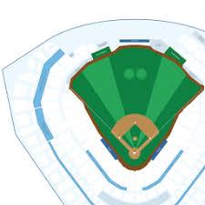 Miller Park Interactive Baseball Seating Chart