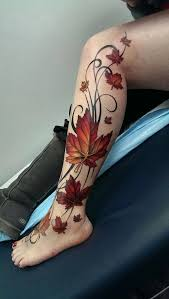 vine tattoo designs 7