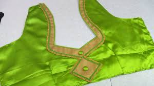Cloth Patch Work Blouse Designs Simple Patch Work Blouse Design Womens Fashion Blouses Designer Blouse For Sarees