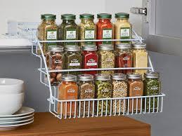 Tier Spice Rack Kitchen Spice Organizer For Cabinet Spices Organizer Pull