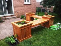 Amazing wooden garden planters ideas try Garden Beds 9 Planter Bench Cut The Wood 24 Woodworking Project Ideas To Enrich Your Garden Cut The Wood