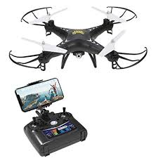 Holy Stone Drone Comparison Chart Holy Stone Hs110 Fpv Drone With 720p Hd Live Video Wifi Camera 2 4ghz 4ch 6 Axis Gyro Rc Quadcopter With Altitude Hold Gravity Sensor And Headless