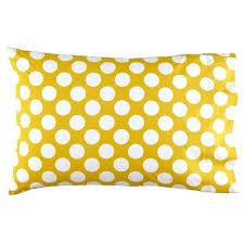Polka Dot Pillowcases Best Polka Dot Pillow Pillowcases Gold Sew Covers Capitallatino