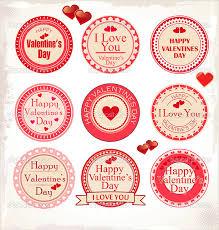 valentines printable labels