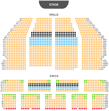 Dominion Theatre Seating Plan Watch White Christmas The
