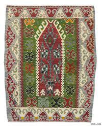 vintage esme kilim rug 3 3 x 4 5 39 in x 53 in