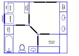Narrow Bathroom Plans Awesome The Bathroom Ideas Long Narrow Modern Layouts Design