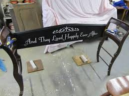 diy chairs into bench. how to make a bench diy chairs into
