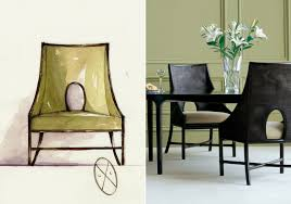 kinds of furniture styles. The Watercolor Sketch Of McGuire Caned Arm Chair Is Quite Lively. Barbara Barry Consistent With Her Identifiable Signature Style. Kinds Furniture Styles