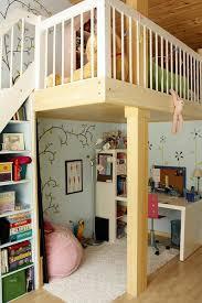 loft beds for teenage girls.  Loft Contemporary Teenage Bedroom With Loft Beds For Girl And Study Desk  Under The Bed Inside Loft Beds For Teenage Girls D