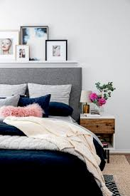 Navy And Grey Bedroom 17 Best Ideas About Navy Bedroom Decor On Pinterest Grey Chevron