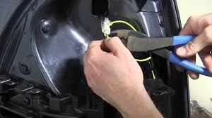 installation of a trailer wiring harness on a 2016 volkswagen touareg etrailer com