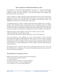 How To Write A Resume For Recommendation Letters Letter Of