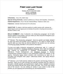Biodata Format For Govt Job Government Resumes Examples Examples Of ...